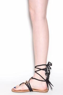 Shoptiques Product: Aries Laceup Sandals