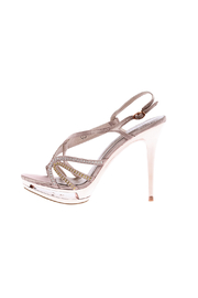 liliana Blushing Party Pump - Front cropped