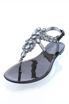 liliana Genstone Jelly Sandals - Product List Image