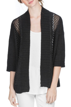 Shoptiques Product: 3/4 Sleeve Cardigan