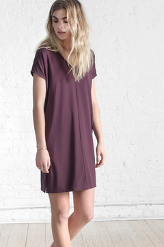 Lilla P Double V-Neck Dress - Product List Image