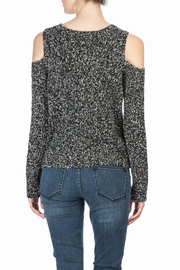 Lilla P Long Sleeve Cold Shoulder - Front full body