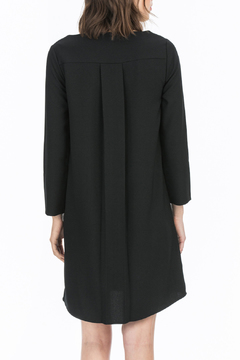 Shoptiques Product: Long Sleeve Seamed Dress