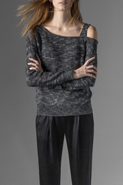 Lilla P One Shoulder Pullover - Product Mini Image