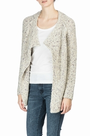 Lilla P Beige Open Cardigan - Product Mini Image