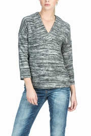 Lilla P Reversible V-neck Top - Product Mini Image
