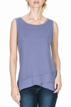 Shoptiques Product: Rib Trim Tank