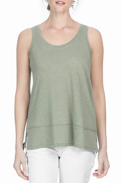 Shoptiques Product: Scoop Neck Shell Tank