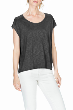Shoptiques Product: Seamed Scoop Neck