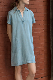 Lilla P Shirt Dress - Product Mini Image