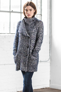 Shoptiques Product: Sweater Coat