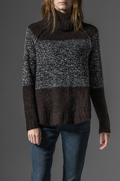 Shoptiques Product: Swing Turtle Neck Sweater
