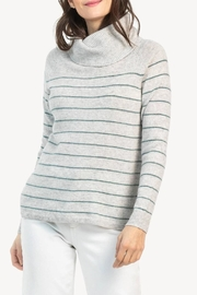 Lilla P Cashmere Turtleneck Sweater - Product Mini Image