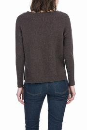 Lilla P Cotton Cashmere Sweater - Front full body