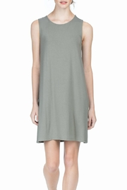 Lilla P Crossed Strap Dress - Product Mini Image