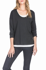 Lilla P Double Layer Tee - Product Mini Image