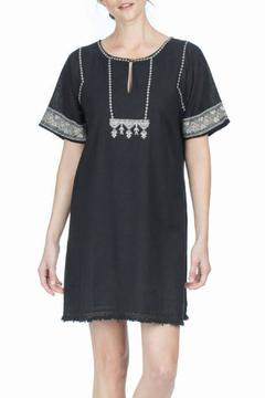 Shoptiques Product: Embroidered Cotton Dress