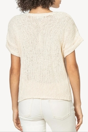 Lilla P Esay V-Neck Sweater - Front full body