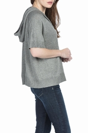 Lilla P Hooded Knit Pullover - Front full body