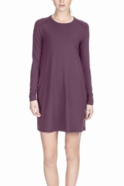 Lilla P Pocket Shift Dress - Product Mini Image