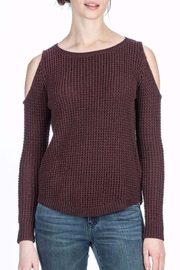Lilla P Merlot Sweater - Product Mini Image