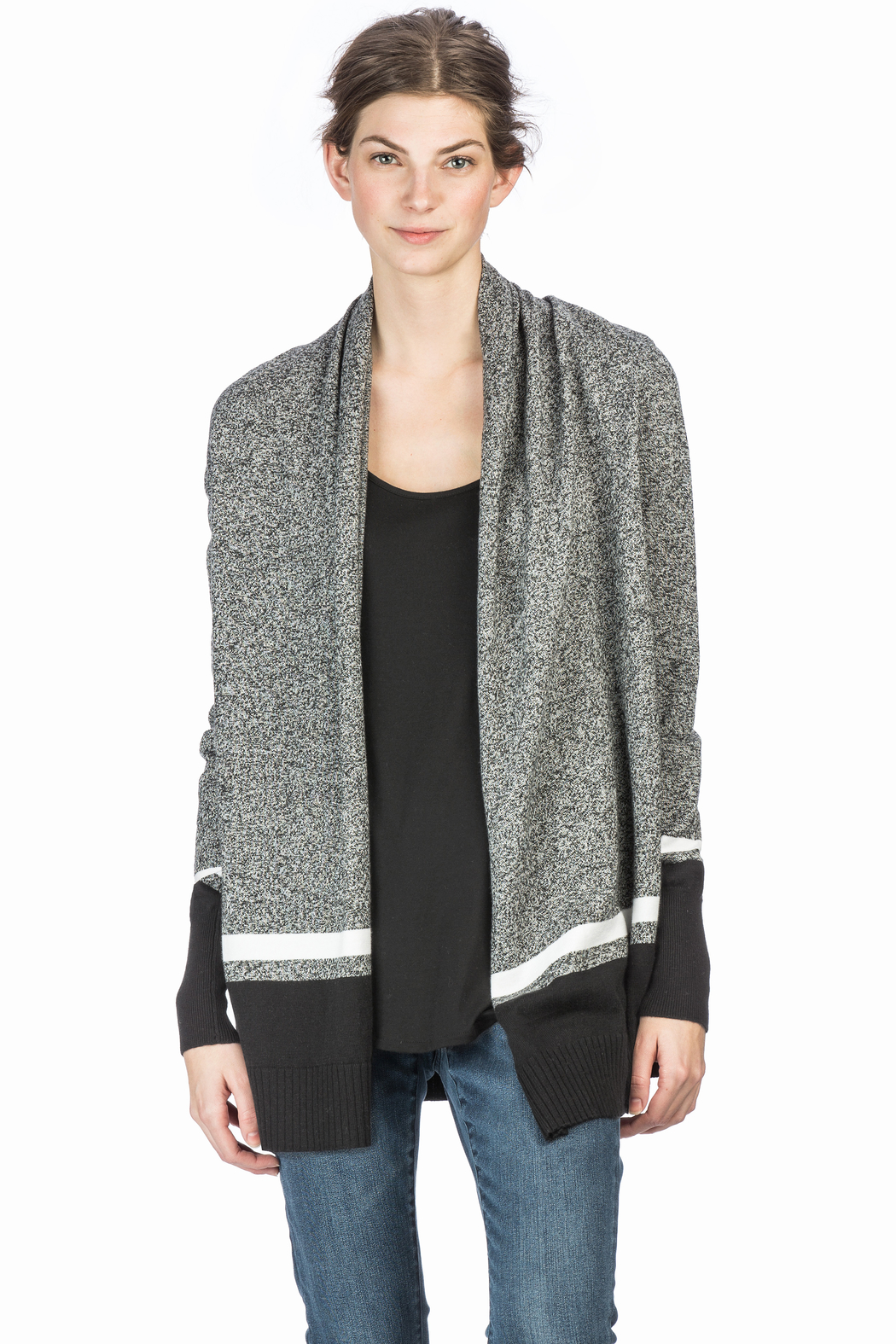 Lilla P Long Sleeve Open Cardigan from Illinois by Notice — Shoptiques