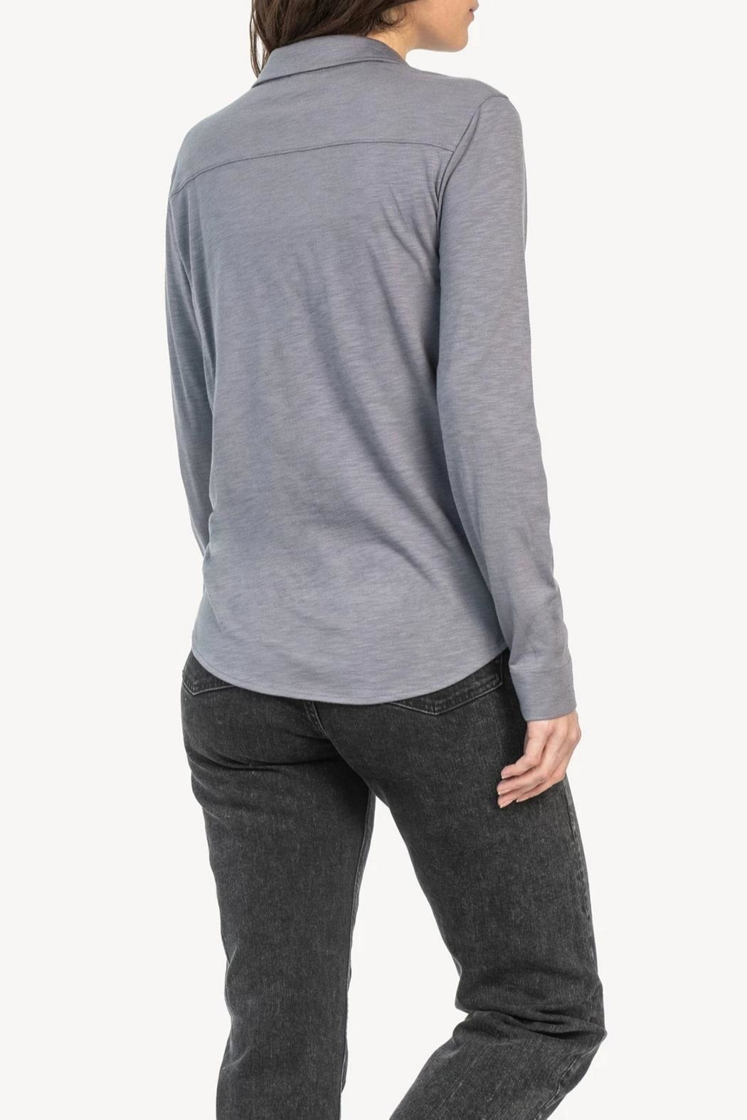 Lilla P Long Sleeve Tee - Front Full Image