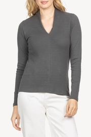 Lilla P Long Sleeve Vneck - Product Mini Image