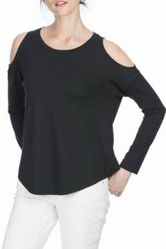 Shoptiques Product: Longsleeve Cold Shoulder