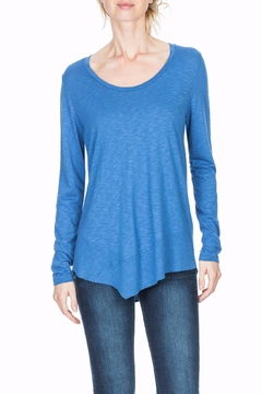Lilla P Scoop Neck Tee - Product List Image