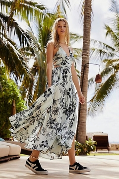 Free People Lille Printed Maxi - Product List Image