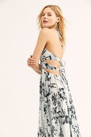 Free People Lille Printed Maxi - Back cropped
