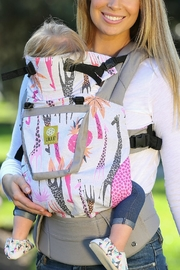 Lillebaby Giraffe Baby Carrier - Product Mini Image