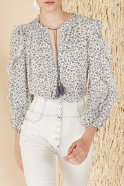 Ulla Johnson Lillian Blouse - Product Mini Image