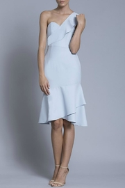 Lumier Lillie Frill One-Shoulder-Dress - Product Mini Image