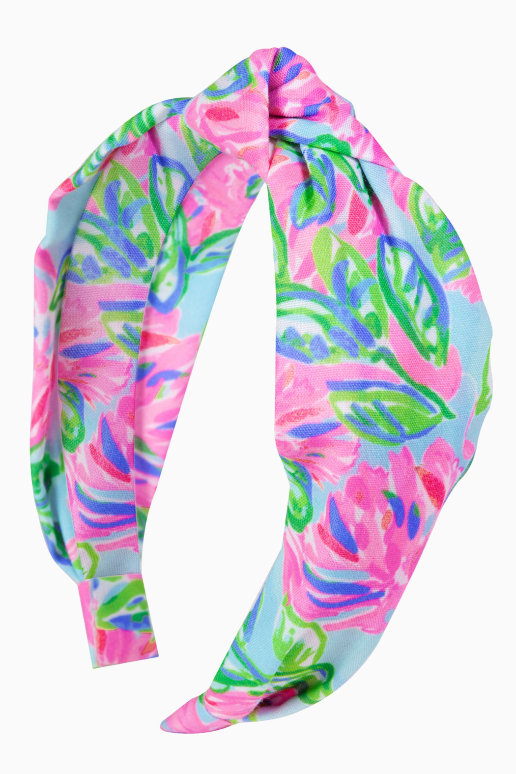 "Lilly Pulitzer  Lilly 1"" Headband - Front Cropped Image"