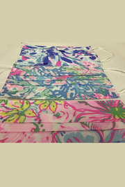 Lilly Pulitzer  Lilly Adult Face Masks - 3 Pack assorted - Product Mini Image