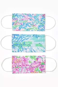 Lilly Pulitzer  Lilly Adult Face Masks - Product List Image