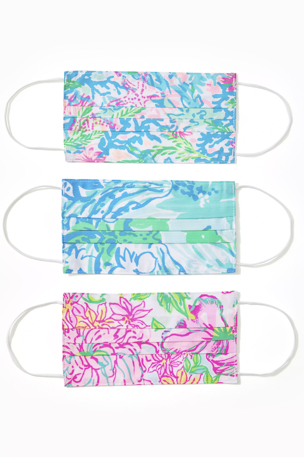 Lilly Pulitzer  Lilly Adult Face Masks - Main Image