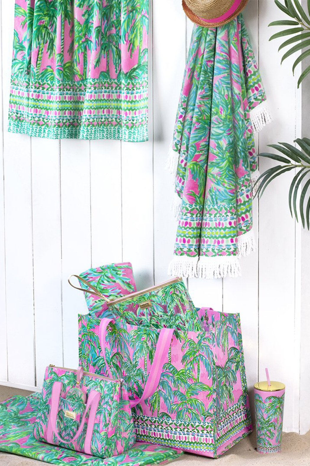 Lilly Pulitzer  Lilly Beach Towel - Front Full Image