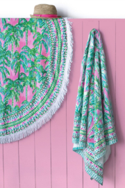 Lilly Pulitzer  Lilly Beach Towel - Side cropped