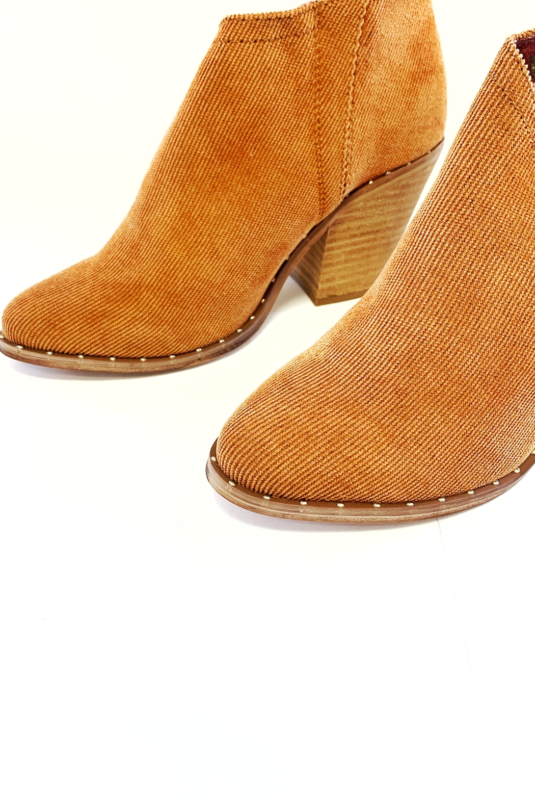 Very G Lilly bootie - Front Full Image