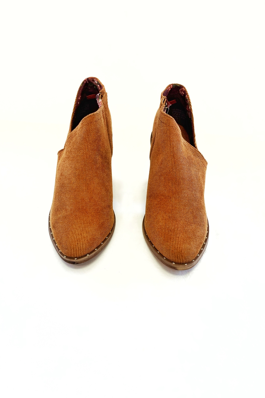 Very G Lilly bootie - Front Cropped Image