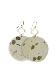 Fabulina Designs Lilly Earrings - Product Mini Image