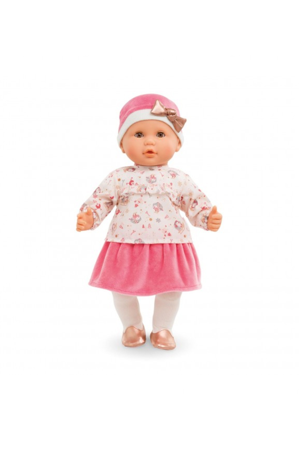 Corolle Lilly Enchanted Winter Baby Doll - Side Cropped Image