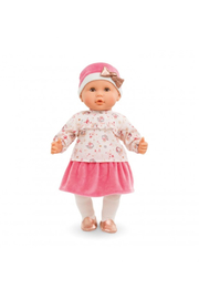 Corolle Lilly Enchanted Winter Baby Doll - Side cropped