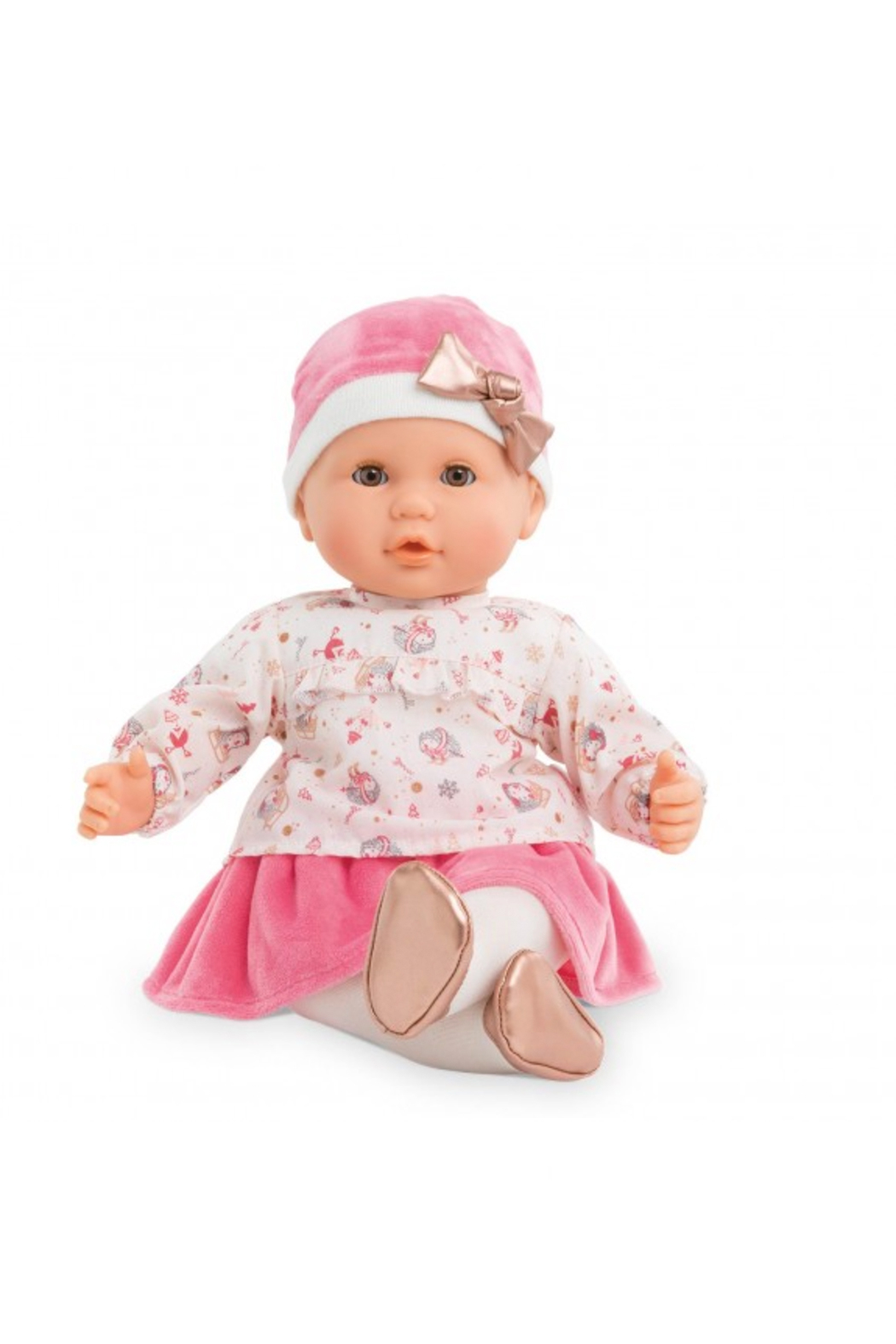 Corolle Lilly Enchanted Winter Baby Doll - Main Image