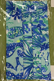 Lilly Pulitzer Lilly Non-Medical Face Mask - Front cropped