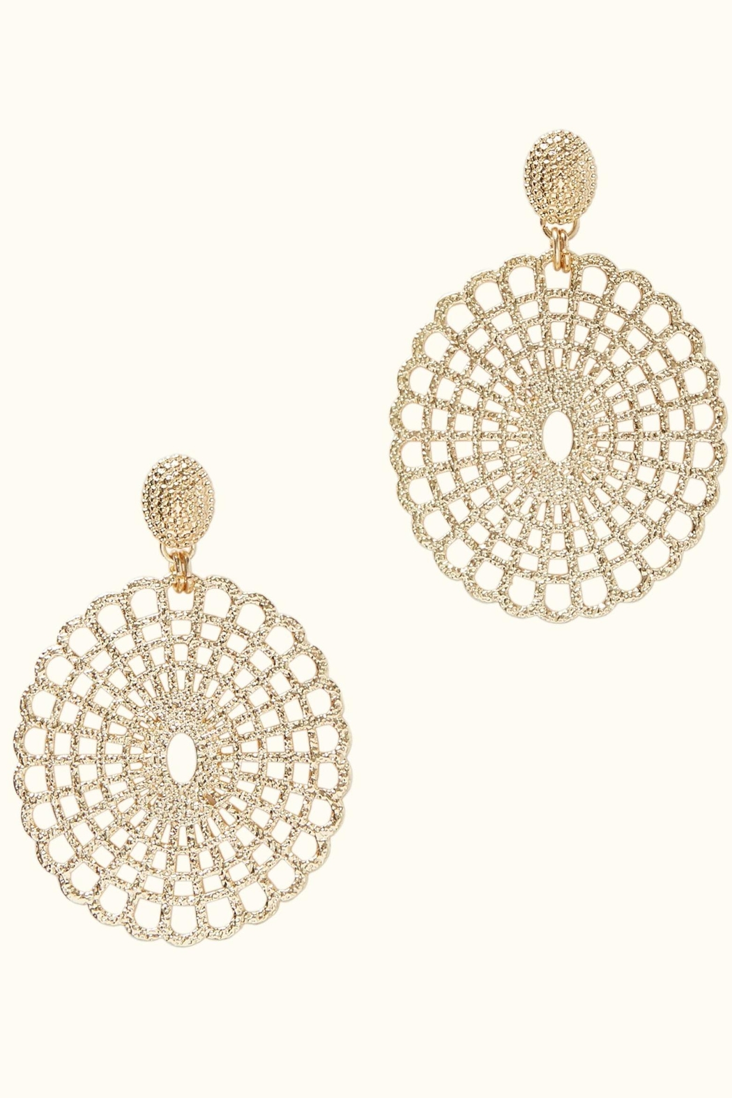 Lilly Pulitzer Lilly Lace Earrings - Main Image