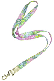 Lilly Pulitzer  Lilly Lanyard - Front cropped